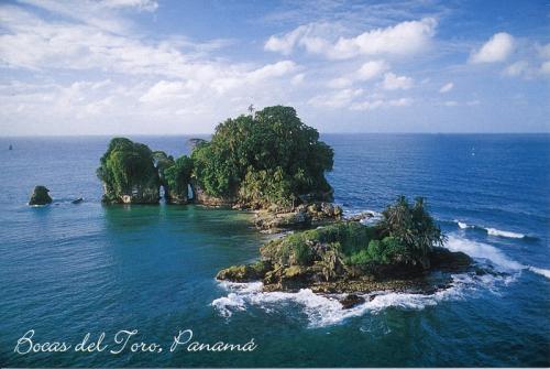 Postcard - Bocas Del Toro, Panama