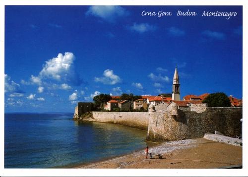Postcards - Budva, Montenegro
