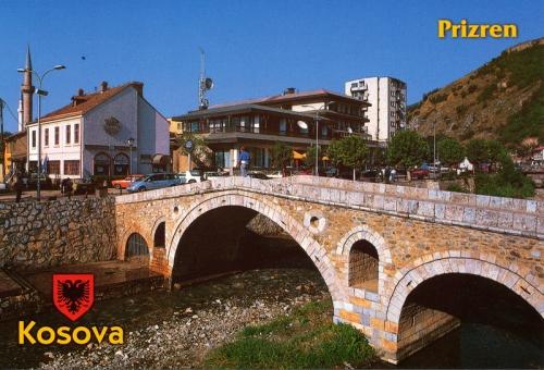 Postcards - Prizina, Kosovo