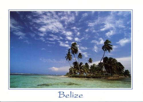 Postcards - Belieze