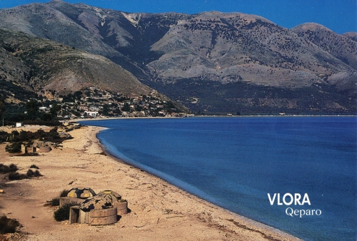 Postcards - Vlora, Albania