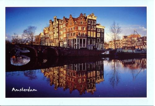 Postcards - Amsterdam