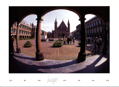 Postcard - the Hague, Holland