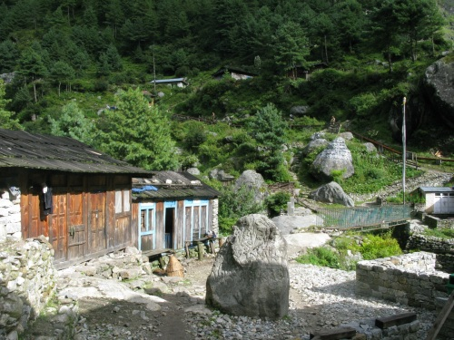 Everest Base Camp Trek- Village