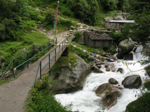 Everest Base Camp Trek- Bridge