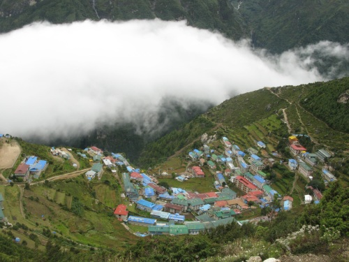 Everest Base Camp Trek- Namche Bazar