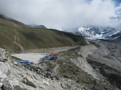 Everest Base Camp Trek- Gorak Shep