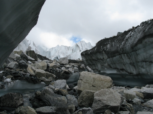 Everest Base Camp Trek- Glaciers