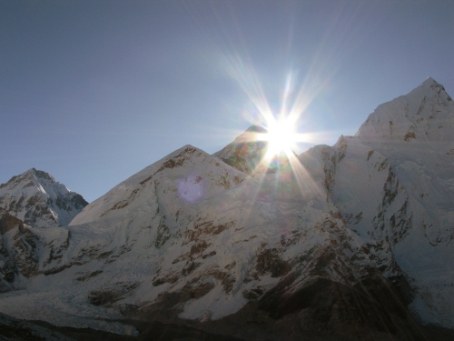 Everest Base Camp Trek- Everest Sunrise
