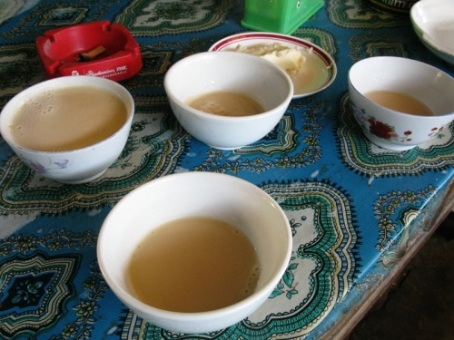 Tibet Tour - Butter Tea