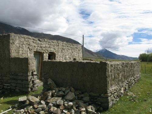 Tibet Tour - Village House
