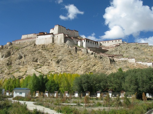 Tibet Tour - Gyantse