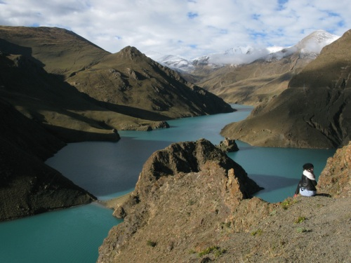 Tibet Tour - Yamdrok Lake