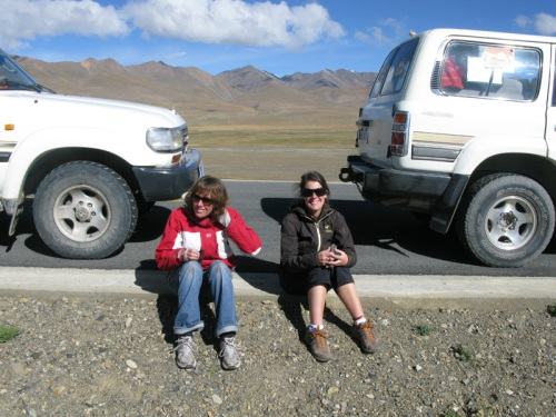 Tibet Tour - Land Cruisers