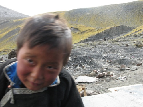Tibet Tour - Kids Begging