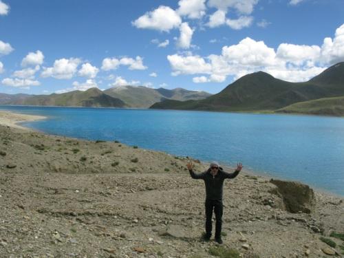 Tibet Tour - Yamdrok Lake Kovacs