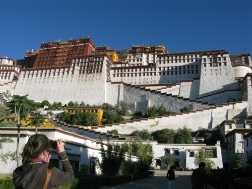 Tibet Tour - Potala Palace