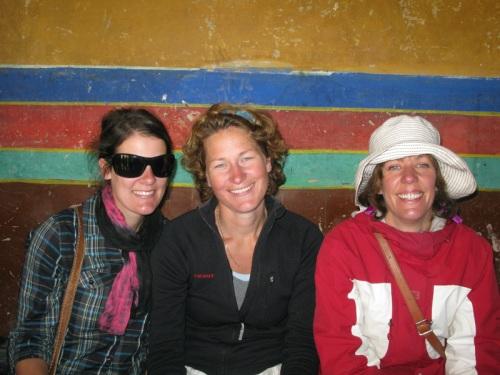 Tibet Tour - Team A