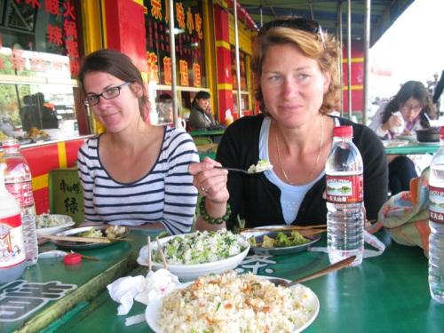 Tibet Tour - Lunch