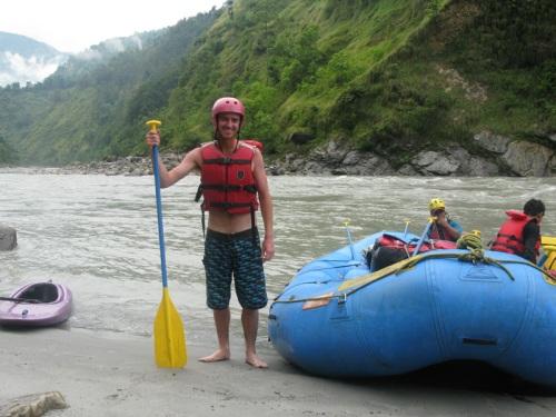 Nepal - Kali Gandaki Rafting Tour