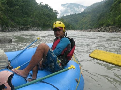 Nepal - Kali Gandaki Rafting Tour Guide