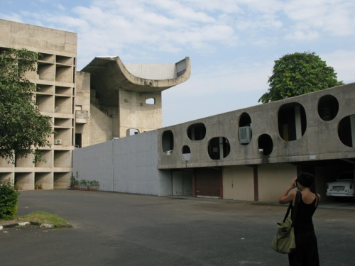 Chandigarh, India - Capitol Complex, Legislative Assembly
