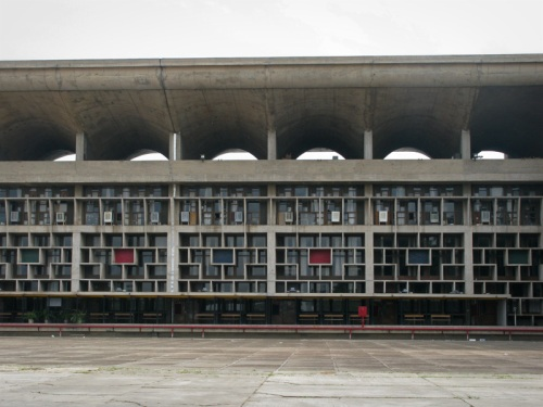 Chandigarh, India - Capitol Complex, High Court