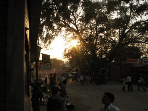 Haridwar, India - Sunset