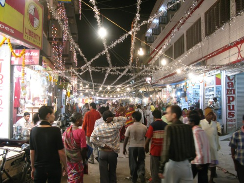 Haridwar, India - Dewali