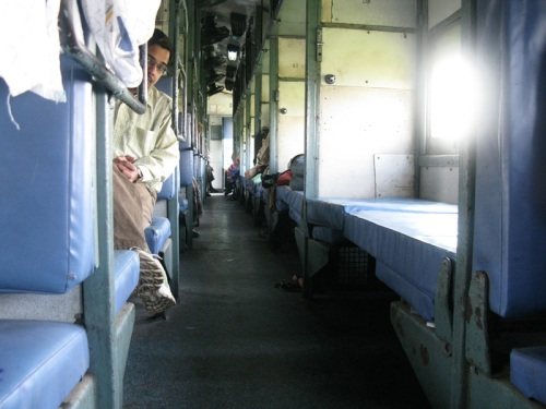 Haridwar - Delhi, Train