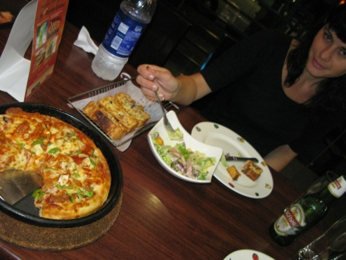 Agra, India - Pizza Hut