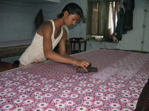 Material Printing Stamping - Jaipur, India