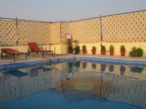 Khandela Haveli - Jaipur, India Swimming Pool