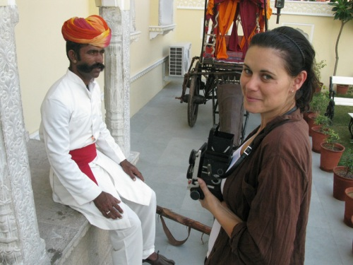 Khandela Haveli - Jaipur, India Mamiya