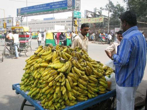 Pahar Ganj, Delhi - Bananna