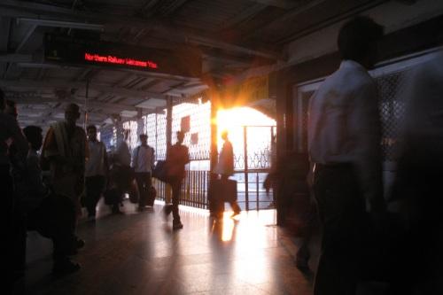 New Delhi Train Station - India