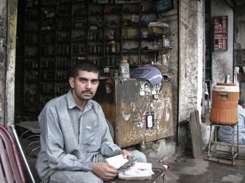 Lahore, Pakistan - Vespa Muzammil
