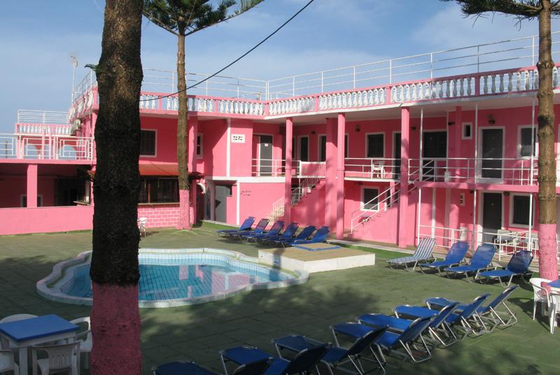Sunset Hotel B&B, Santorini/Firostefani