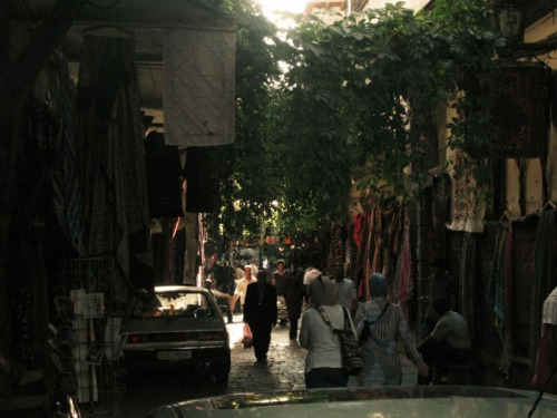 Travel in Syria -  2717