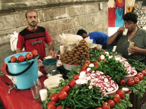 Travel in Syria -  2807