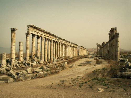 Travel in Syria -  2819