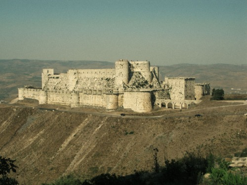 Travel in Syria -  2831